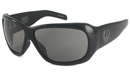 DRAGON Sunglasses - Pin Up / Frame: Jet Black Lens: Grey-...