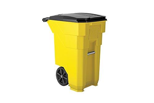 50 gallon plastic container - 6