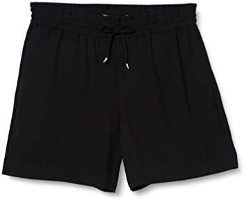 ONLY Damen Onlpiper-ann Mw Stripe Cc PNT Lässige Shorts