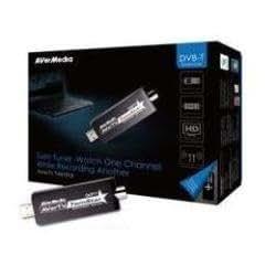 AverMedia 61A825HBF0AA - AverTV Twin Star Sintonizadora TDT USB