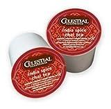 Celestial Seasonings India Spice Hot Chai Tea * 1 Box of 24 K-Cups *