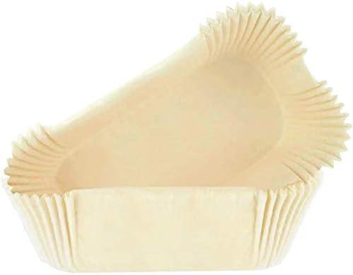 WENTS Baking Tin Liners voor brood en cake broden bakken perkament papier vetvrij en nietstick broodblikken voering met rechte rand 2 lbs Pack van 60 19 cm x 9 cm x 65 cm