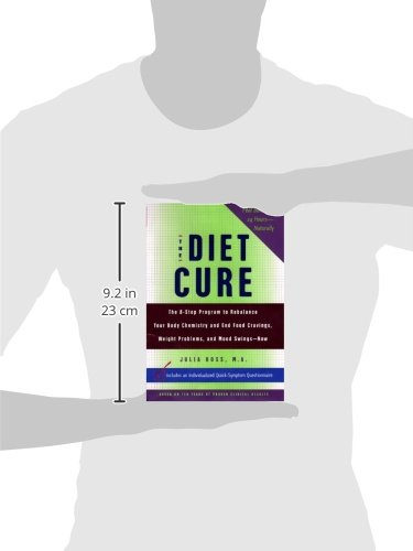The Diet Cure: The 8-Step Program to Rebalance Your Body Chemistry ...