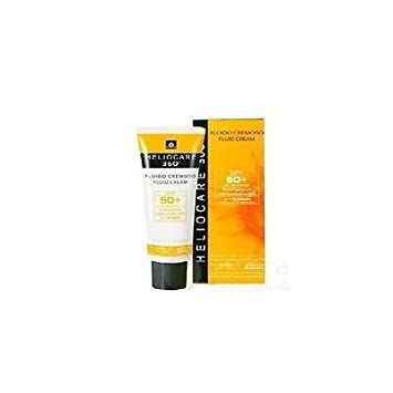 Amazon.com: NEW Heliocare 360 Fluid Cream Spf50+ 50ml: Beauty