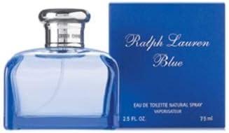 Ralph Lauren Blue Woman 75 ML Eau de Toilette Spray: Amazon.es ...