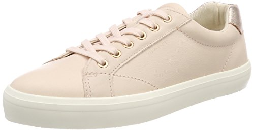 Gant WoMen Mary Trainers Pink (Silver Pink)