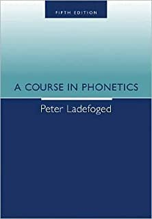 Amazon a course in phonetics 9781413006889 peter ladefoged p ladefogeds 5thfifth edition a course in phonetics with cd fandeluxe Images