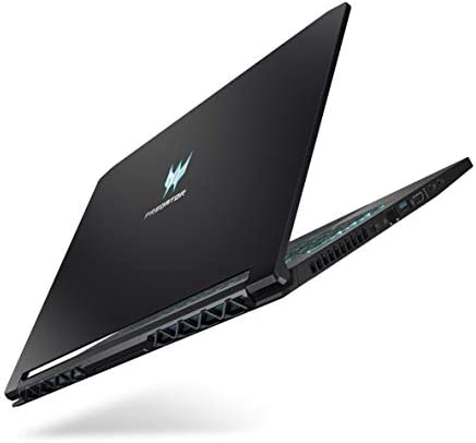 "Acer Predator Triton 500 Thin & Light Gaming Laptop, Intel Core i7-9750H, GeForce RTX 2060 with 6GB, 15.6"" Full HD 144Hz 3ms IPS Display, 16GB DDR4, 512GB PCIe NVMe SSD, RGB Keyboard, PT515-51-75BH"