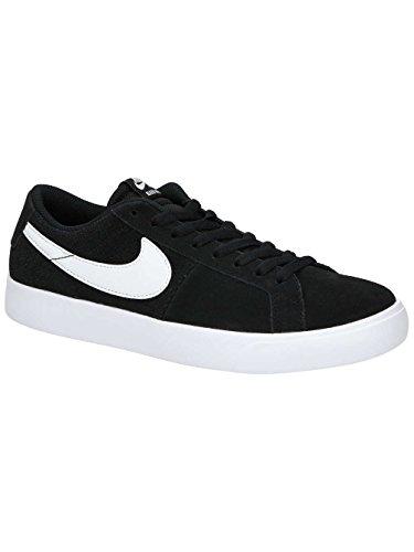 Nike SB Blazer Vapor Men's Skateboarding Shoe (11, Black/White)