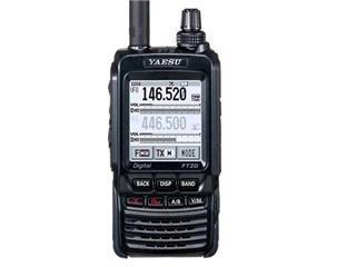 Yaesu Original FT-2DR 144/430 Dual Band Digital/Analog C4FM/FM Handheld Amateur Transceiver