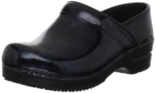 Sanita Women's Acasia Clog Black