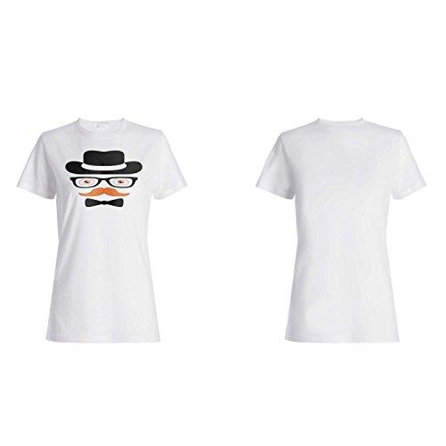 Sombrero de la cara del hombre gorra Novia divertida nueva camiseta de las mujeres k34f