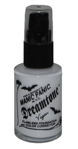 Manic Panic Virgin Dreamtone Gothic Foundation Vampire White