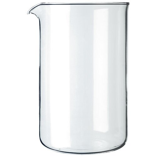 51-ounce replacement beaker for Bodum 12-cup coffee presses (BISTRO NOUVEAU and CHAMBORD - Models Spare