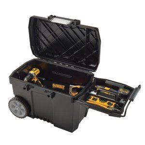 DeWalt DWST33090 15 gallon Contractor Storage Chest On Wheels by DEWALT