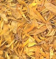 Calendula Petals, Dried Herb, 1 Oz 100% Natural No Additives