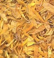 Calendula Petals, Dried Herb, 1 Oz 100% Natural No Additives Calendula Petals