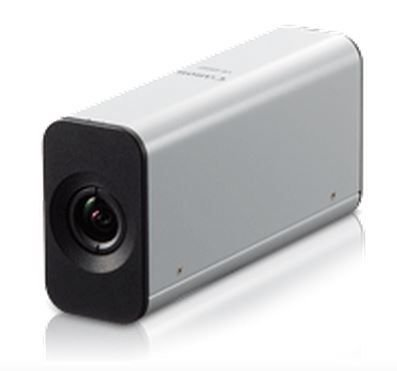Canon VB-S905F Fixed Box Network Compact Security Camera with 1.3 Megapixel Resolution 1280 x 960 by Canon