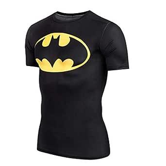 Black Round Neck T-Shirt For Men