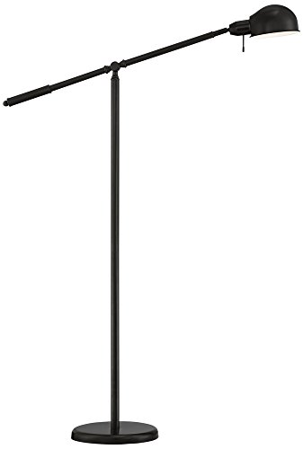 Pharmacy Lamp - Dawson Dark Bronze Pharmacy Floor Lamp