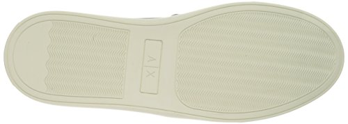 Logo Slip On Mens Slip Exchange X Exchange Armani Armani Black Armani Sneaker Logo on A Exchange Sneaker UH7gnx