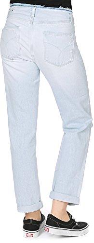 Calvin Klein Jeans Slim Friend Cut Wb- Vintage Splatter, Mujer Vintage Splatter