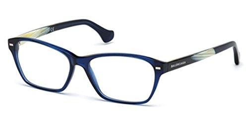 Eyeglasses Balenciaga BA 5020 BA5020 090 shiny blue