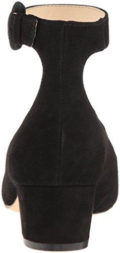 Nero Vestito Da Donna In Pelle Scamosciata Brianyah Delle Nove Donne Occidentali