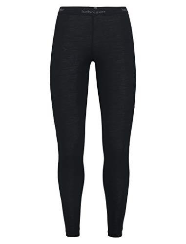 - Icebreaker Merino Women's WMNS 175 Everyday Leggings, Black, M