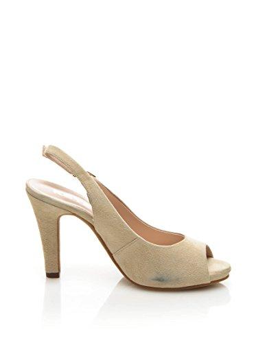 KEYS 4684 Sandalen mit absatz Frauen Beige