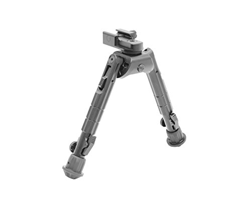 UTG Heavy Duty Recon 360 Bipod, Cent Ht: 6.69