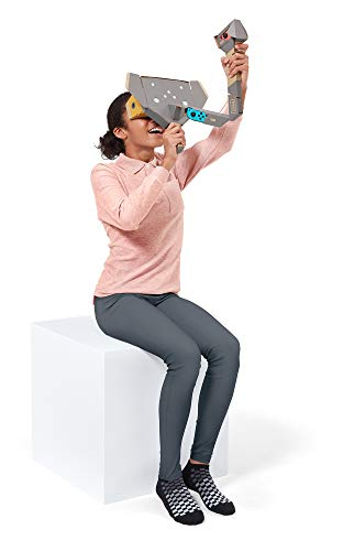 31nTacDmi9L - Nintendo Labo Toy-Con 04: VR Kit - Switch