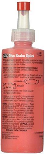 CRC 05016 Disc Brake Quiet - 4 Fl Oz.
