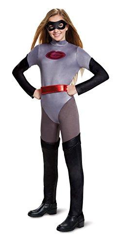 Disguise Elastigirl Classic Child Costume, Red, X-Large/(14-16)