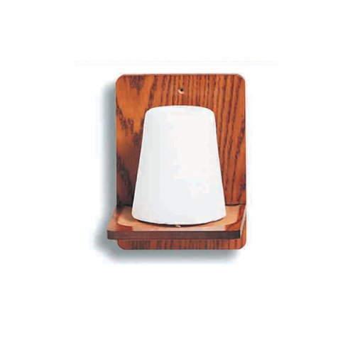 Imperial Billiard/Pool Accessory: Wall Mounted Wood Cone Chalk Holder