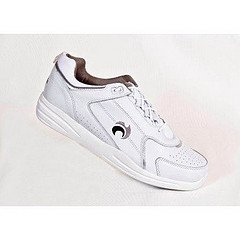 Henselite–Pro Sport diseño de zapatillas para hombre blanco zapatos de bolos para hombre