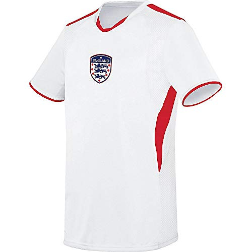 Augusta Soccer Jerseys - Augusta Sports Youth Large England The Three Lions (Blank Back) International Soccer Jersey