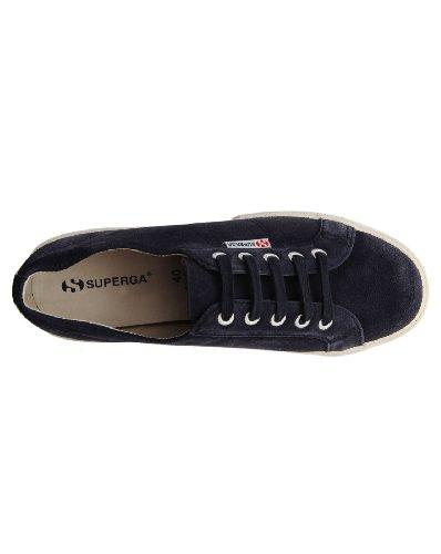 Superga 2950 Sueu - Zapatillas de Deporte de tela hombre Blue