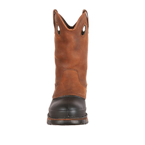 Georgia Menns 11 Spr Muddog Wellington Cc Pull-on Arbeids Boot-g4434 (m9)