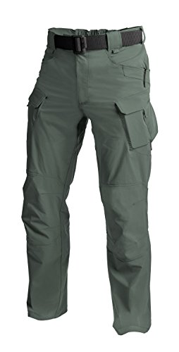 (Helikon-Tex OTP Outdoor Tactical Pants, Outback Line Olive Drab Waist 40 Length 36)