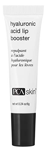 PCA SKIN Hyaluronic Acid Lip Booster, Hydrating Lip Treatment, 0.24 fluid ounce