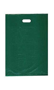 Amazon.com: SSWBasics Bolsas de mercancía de plástico verde ...