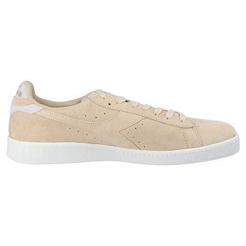Game Diadora Beige S Unisex Low Sneaker Hals Erwachsene Sq1wfq7Ez