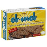 Ak Mak Cracker Whlwht 100% Sesame