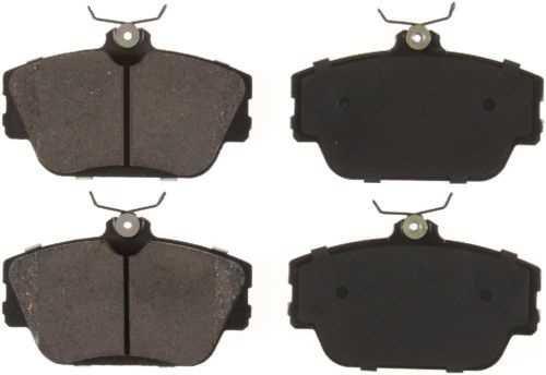 Prime Choice Auto Parts SCD598 Front Ceramic Brake Pad - Rotor Continental Lincoln