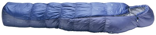 Sierra Designs Lazer 30 Degree Long Men's Ultralight Flex Synthetic Sleeping Bag, Outdoor Stuffs