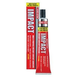 Evo Stik / Stick Impact 30G Multi Purpose Instant Contact Adhesive High Strength by Lazer Electrics