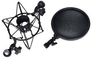 LD Systems DSM 400 - Montaje flotante para micrófono
