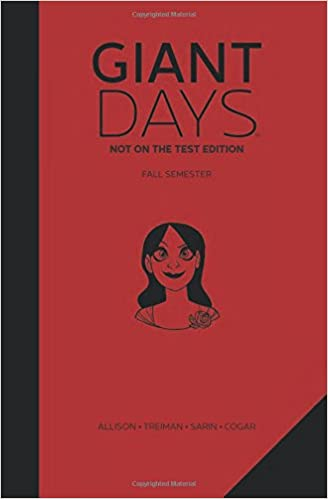 c85507df Amazon.com: Giant Days: Not On the Test Edition Vol. 1 (1 ...