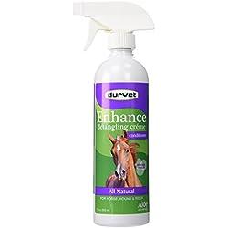 Aloe Advantage Enhance Detangling Spray Conditioner, 17-Ounce